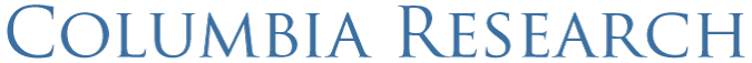 Columbia | Research logo