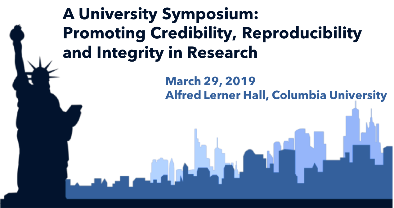 PCRI Symposium - March 29, 2019 - Alfred Lerner Hall, Columbia University